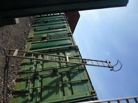 roof ladder good condition