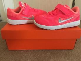 Girls trainers size 7