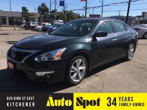 2015 Nissan Altima 2.5 SV/LOADED/PRICED FOR A QUICK SALE !