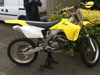 Suzuki RMZ 450 2005 for Sale, excellent condition, rapid and well looked after..