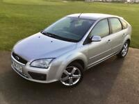 Ford Focus GHIA TDCI 2.0L 5Dr In Prestige Condition! FULL FORD SERVICE HISTORY/1 Year MOT/HPI Clear