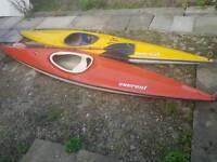 Kayak everest