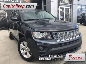 2014 Jeep Compass Sport|Remote Start|Heated Seats|Leather