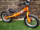 3yrs+ BIKESTAR Premium Kids Safety Balance Bike SERVICED & WORKING RRP £64