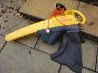 AL-KO Hurricane leaf blower