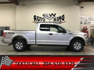 2015 Ford F-150 XLT / 4x4 / 1 Owner / 0 Accidents / Financinng