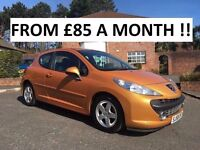 2008 PEUGEOT 207 SPORT 1.4 HDI ** 39,000 MILES ** FINANCE AVAILABLE ** ALL CARDS ACCEPTED