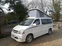 Toyota Regius V spec Camper Van