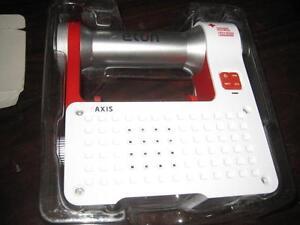 Eton AXIS Crank LED Flash Light with AM / FM Radio and USB. NEW