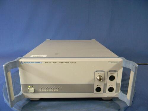 Rohde & Schwarz PTW70 Communication Analyzer