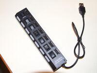 7 Port USB Hub