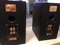 pair of high end sony loudspeakers brooklands