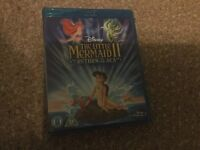 The Little Mermaid 2 Blu Ray Dvd