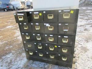 Vintage Metal Cabinet $1200.00