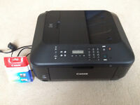 Canon PIXMA MX535 All-in-One Wi-Fi Printer plus two new ink cartritges