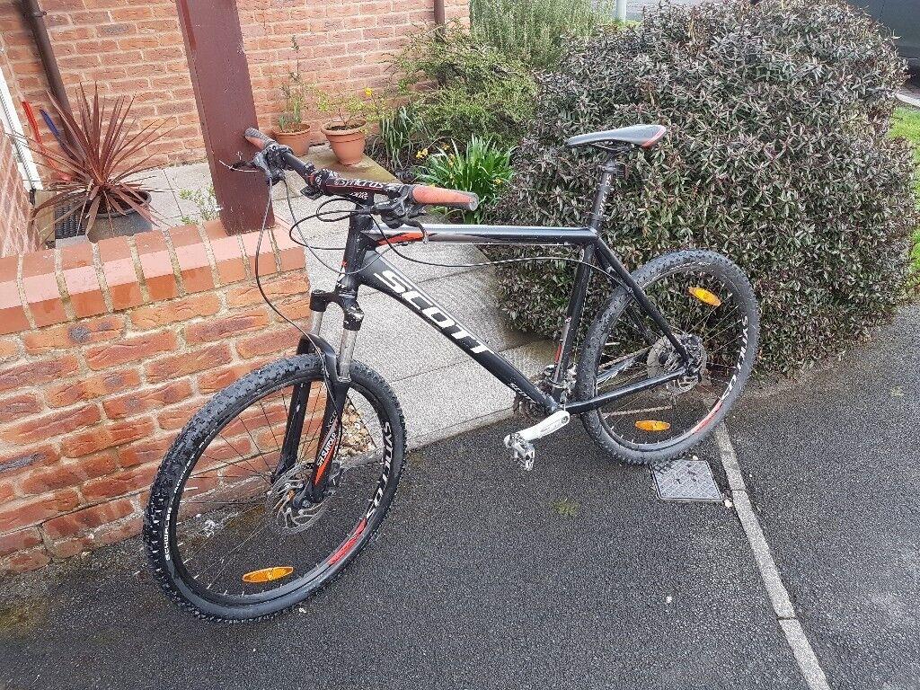 Scott Scale 670 XL Mountain Bike 2013 Model