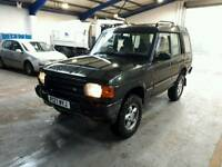 LAND ROVER DISCOVERY 1 - 300Tdi ES - low mileage