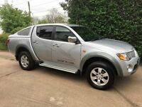 Mitsubish L200 -2006, replacement engine 33000 miles, 12 mnths MOT, mint condition £6950 ONO