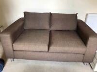 Sterling Brown 3 + 2 sofa