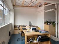 Desk to Rent Hoxton / Haggerston