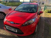 2009 Ford Fiesta 1.6 TDCI econetic road tax free spares/repair