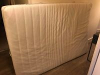 Ikea Sultan Favang Double mattress £40!!!