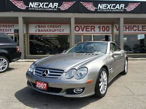 2007 Mercedes-Benz SL-Class 5.5L ROADSTAR GLASS ROOF 106K