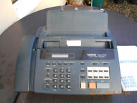 Brother FAX-920 telephone and Fax machine
