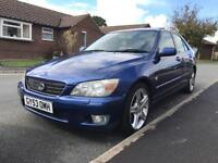 Lovely Lexus IS200 for sale