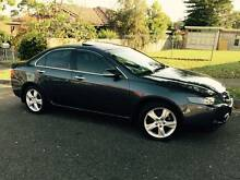 2004 Honda Accord Euro Sports Luxury Sunroof Leather Long Rego A1 Meadowbank Ryde Area Preview