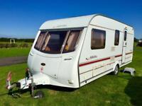 Coachman 4 Berth touring caravan for sale motor mover