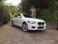 BMW 116D 29K MILLAGE 2014 F20 M SPORT REPLICA ONE SERIES 118D 120D 123D MSPORT