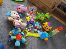 Selection Of Baby Toys Excellent Condition