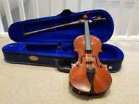 Stentor 1/2 size violin - Excellent condition
