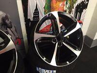 """19"""" RS7 STYLED ALLOYS FOR AUDI VW GOLF S3 S4 S5 S6 S7 RS3 RS4 RS5 RS6 RS7 A3 A4 A5 A6 A7 TIGUAN"""
