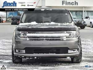 2014 Ford Flex***Leather,B-up Cam,Navi,AWD***