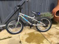 """Dawes Blowfish 18"""" Kids Bike"""