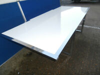 Huge Meeting Table 12 seater (Delivery)