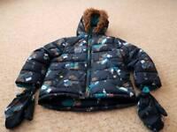 2 × Boy's jacket