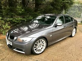 BMW 318D M SPORT BUSINESS EDITION 2008 74k