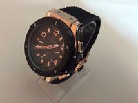 New Hublot Big Bang Automatic watch with Golden Case