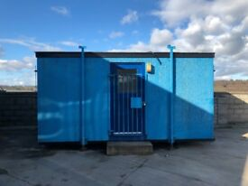 16 x 9 ft Site Office - Freshly Refurbed