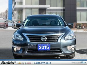 2015 Nissan Altima 2.5 SV SAFETY AND RECONDITIONED
