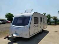 Coachman 520/4 VIP Mobile & Touring 08 Caravan White