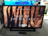 """40"""" toshiba hd lcd tv excellent full working condition"""