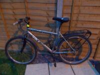 Eagle mens 18 inch road bike