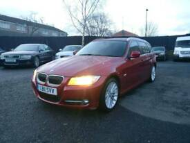 2011 BMW 318D Exclusive Edition £30 Tax! fully Loaded