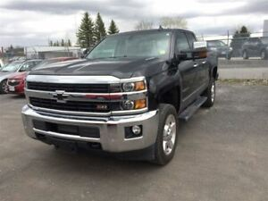 2016 Chevrolet SILVERADO 2500HD LTZ DURAMAX NAVIGATION LEATHER!!