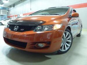 2010 Honda Civic Coupe SI Élégante et captivante!