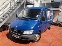 Mercedes-Benz, SPRINTER, Panel Van, 2005, Manual, 2148 (cc)